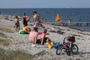Ajstrup Strand Camping Malling